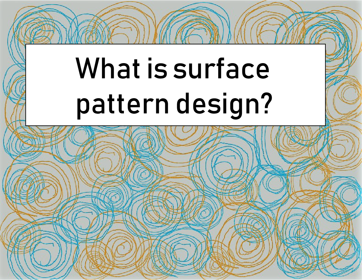 What Is Pattern Custom Decoration